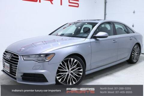 2017 Audi A6 for sale at Fishers Imports in Fishers IN