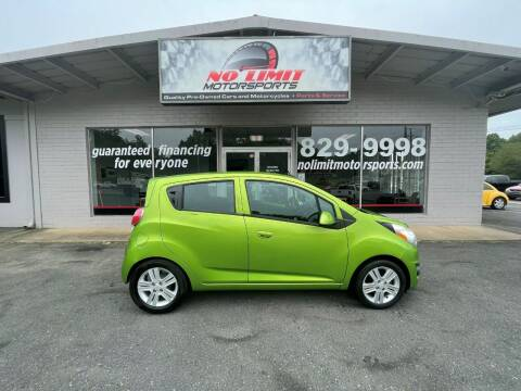2014 Chevrolet Spark for sale at NO LIMIT MOTORSPORTS in Belmont NC