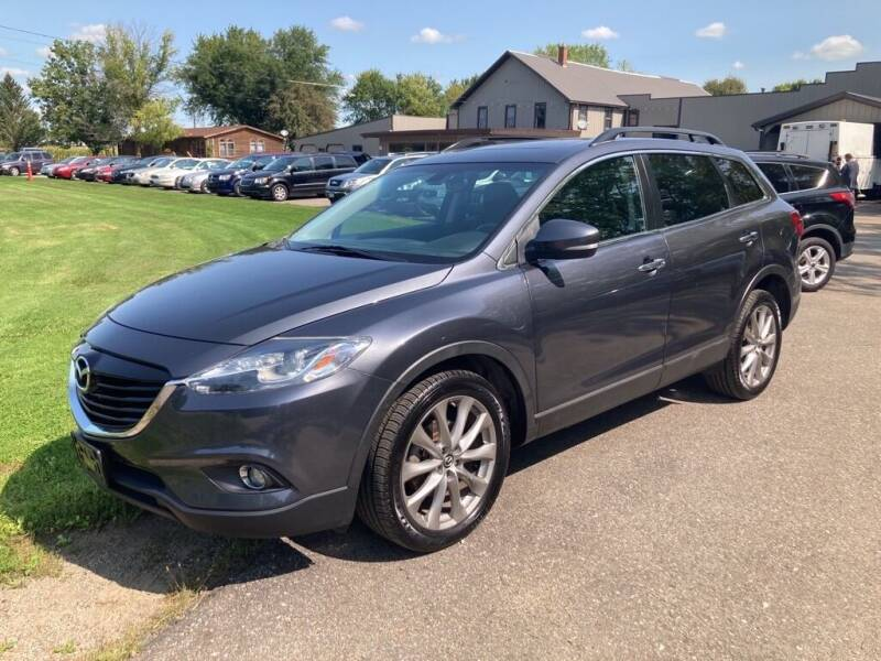 2014 Mazda CX-9 for sale at COUNTRYSIDE AUTO INC in Austin MN