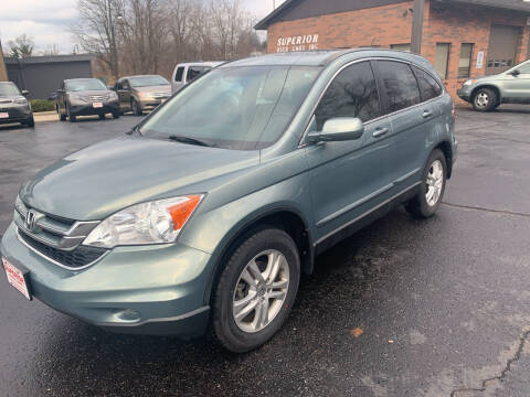 2011 Honda CR-V for sale at Superior Used Cars Inc in Cuyahoga Falls OH