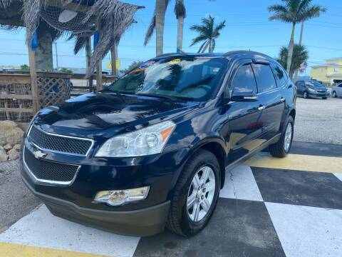 2010 Chevrolet Traverse for sale at D&S Auto Sales, Inc in Melbourne FL