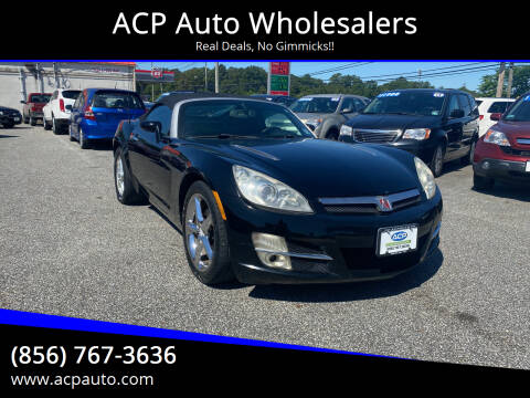 2007 Saturn SKY for sale at ACP Auto Wholesalers in Berlin NJ