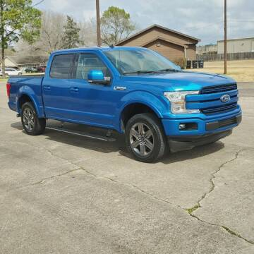 2020 Ford F-150 for sale at MOTORSPORTS IMPORTS in Houston TX