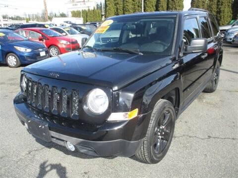 2014 Jeep Patriot for sale at GMA Of Everett in Everett WA