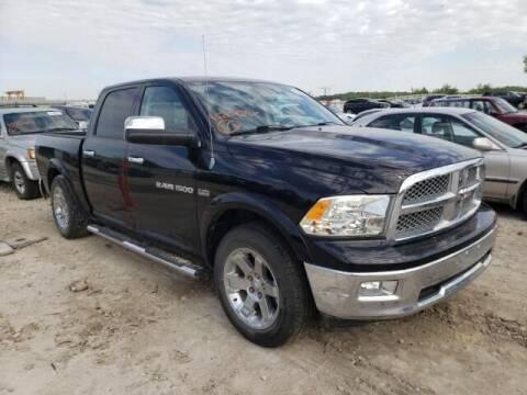 2012 RAM Ram Pickup 1500 for sale at Varco Motors LLC - Builders in Denison KS
