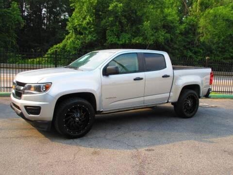 2016 Chevrolet Colorado for sale at Garcia Trucks Auto Sales Inc. in Austell GA