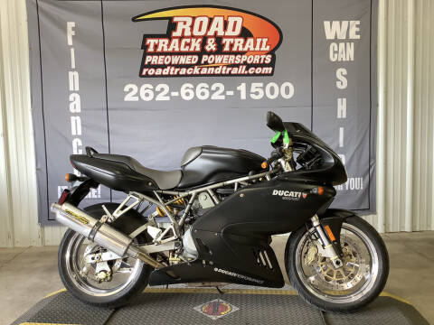 2002 Ducati SPORT 900 for sale at Road Track and Trail in Big Bend WI