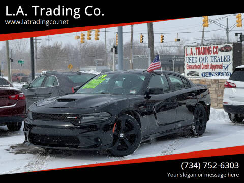2019 Dodge Charger for sale at L.A. Trading Co. in Woodhaven MI