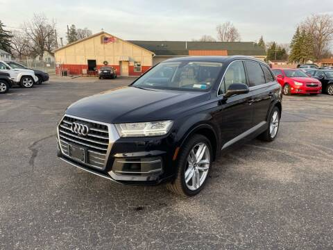 2017 Audi Q7 for sale at Dean's Auto Sales in Flint MI