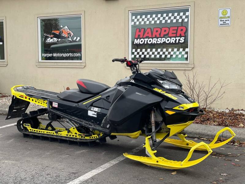 2017 Skidoo Summit X 850 154 3in for sale at Harper Motorsports in Post Falls ID