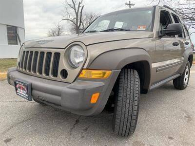 2006 Jeep Liberty for sale at Millennium Auto Group in Lodi NJ