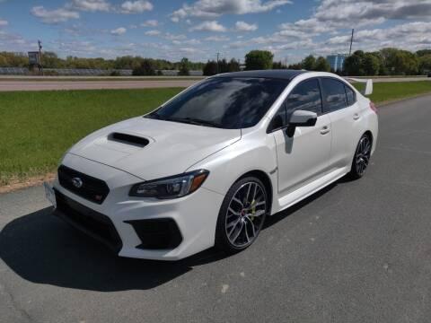 2020 Subaru WRX for sale at Whi-Con Auto Brokers in Shakopee MN