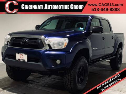 2014 Toyota Tacoma for sale at Cincinnati Automotive Group in Lebanon OH