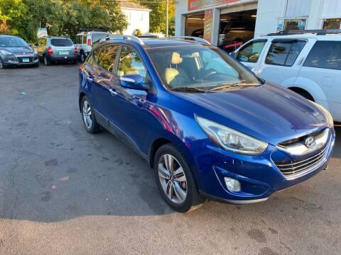 2014 Hyundai Tucson for sale at Vuolo Auto Sales in North Haven CT