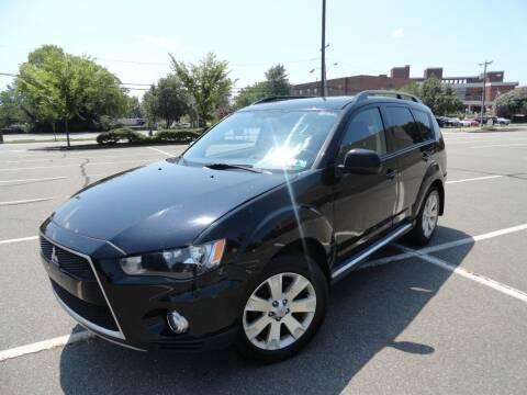 2013 Mitsubishi Outlander for sale at TJ Auto Sales LLC in Fredericksburg VA