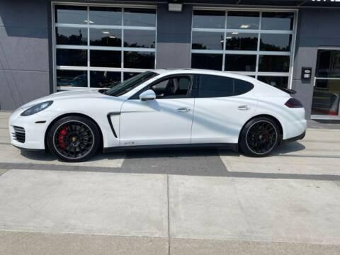 2016 Porsche Panamera for sale at Classic Car Deals in Cadillac MI