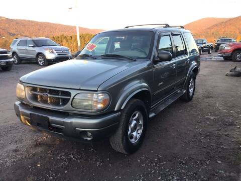 2000 Ford Explorer for sale at Troys Auto Sales in Dornsife PA