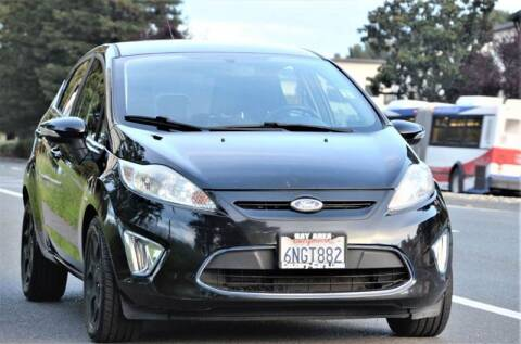 2011 Ford Fiesta for sale at Brand Motors llc - Belmont Lot in Belmont CA