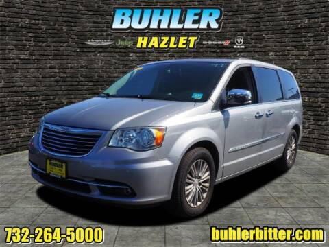 2015 Chrysler Town and Country for sale at Buhler and Bitter Chrysler Jeep in Hazlet NJ