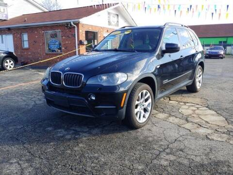 2011 BMW X5 for sale at L&M Auto Import in Gastonia NC