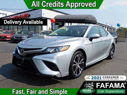 2018 Toyota Camry for sale at FAFAMA AUTO SALES Inc in Milford MA