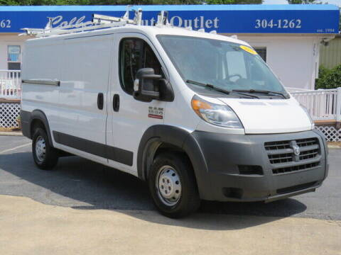 2016 RAM ProMaster Cargo for sale at Colbert's Auto Outlet in Hickory NC