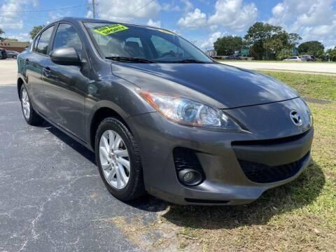 2012 Mazda MAZDA3 for sale at Palm Bay Motors in Palm Bay FL