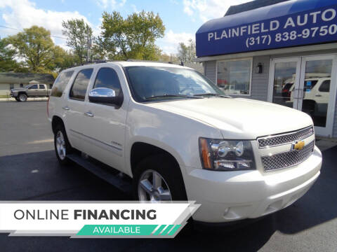 2009 Chevrolet Tahoe for sale at Plainfield Auto Sales in Plainfield IN