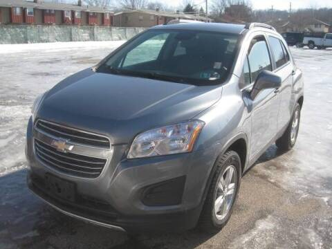 2015 Chevrolet Trax for sale at ELITE AUTOMOTIVE in Euclid OH
