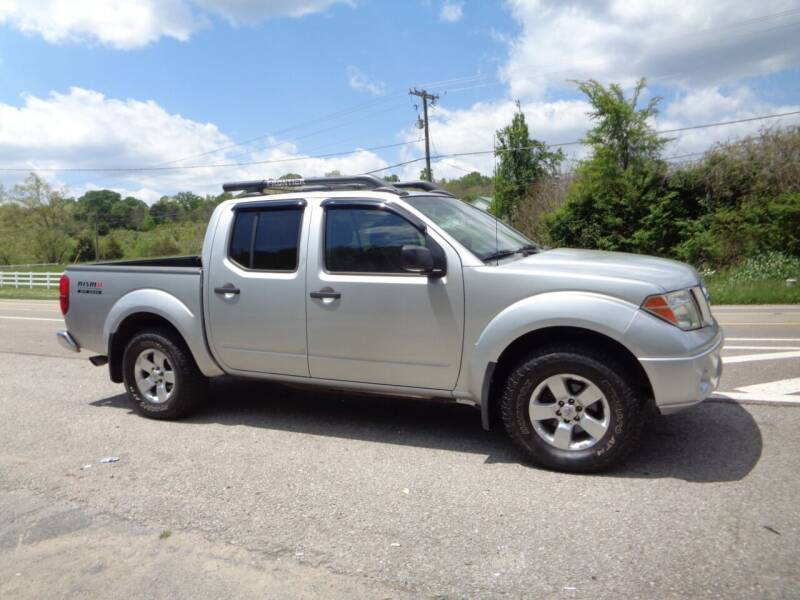 2005 Nissan Frontier for sale at Car Depot Auto Sales Inc in Seymour TN