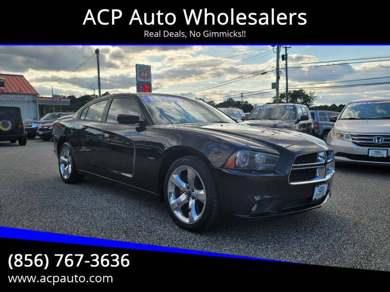 2011 Dodge Charger for sale at ACP Auto Wholesalers in Berlin NJ