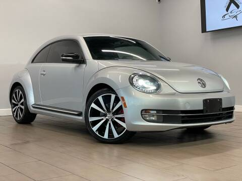 2012 Volkswagen Beetle for sale at TX Auto Group in Houston TX