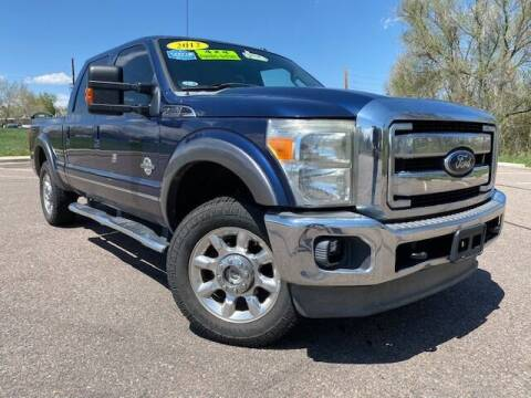 2012 Ford F-250 Super Duty for sale at UNITED Automotive in Denver CO