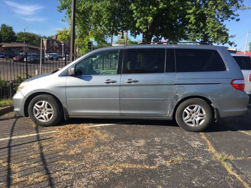 2007 Honda Odyssey EX 4dr Mini-Van - Saint Louis MO
