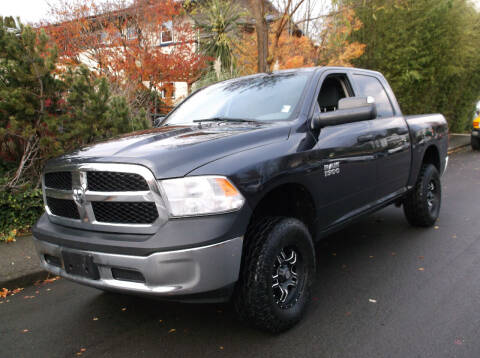 2014 RAM Ram Pickup 1500 for sale at Eastside Motor Company in Kirkland WA