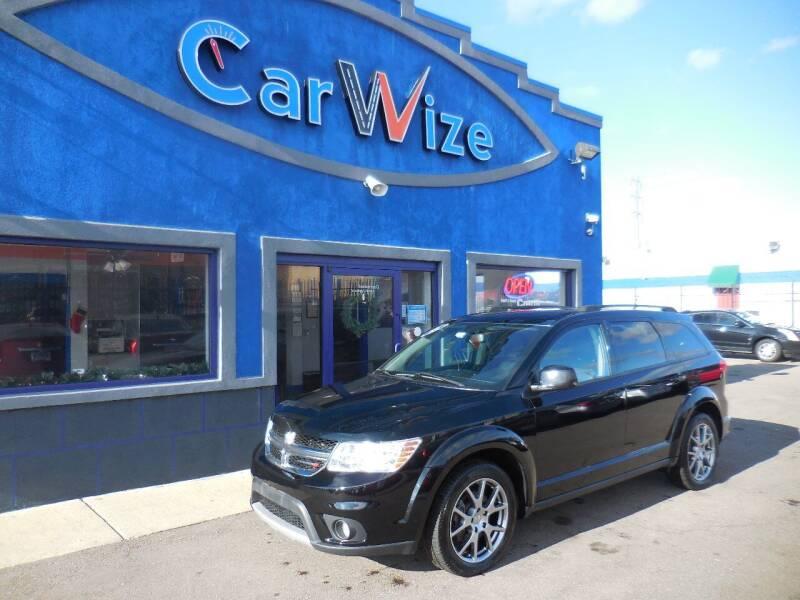 2015 Dodge Journey for sale at Carwize in Detroit MI