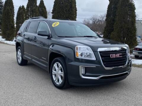 2017 GMC Terrain for sale at Betten Baker Preowned Center in Twin Lake MI