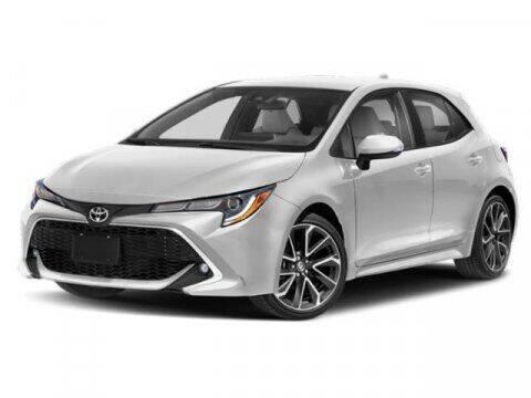 2022 Toyota Corolla Hatchback for sale at BEAMAN TOYOTA in Nashville TN