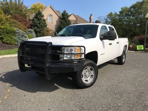 2011 Chevrolet Silverado 2500HD for sale at CLIFTON COLFAX AUTO MALL in Clifton NJ