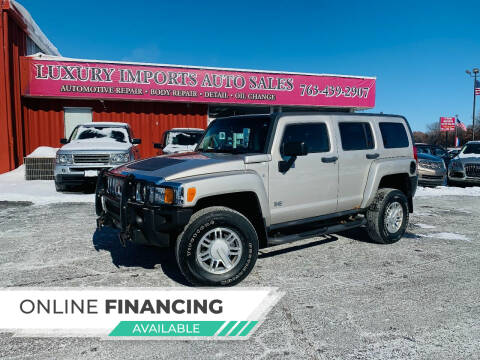 2006 HUMMER H3 for sale at LUXURY IMPORTS AUTO SALES INC in North Branch MN