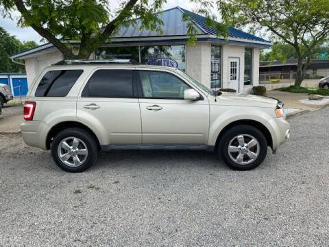 2011 Ford Escape for sale at Wallers Auto Sales LLC in Dover OH