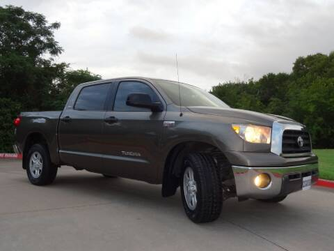 2008 Toyota Tundra for sale at 123 Car 2 Go LLC in Dallas TX