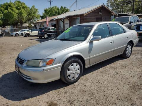 2000 Toyota Camry for sale at Larry's Auto Sales Inc. in Fresno CA