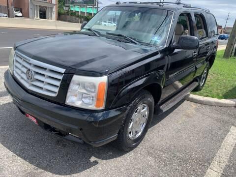2004 Cadillac Escalade for sale at STATE AUTO SALES in Lodi NJ