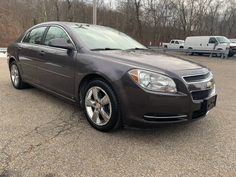 2010 Chevrolet Malibu for sale at George Strus Motors Inc. in Newfoundland NJ
