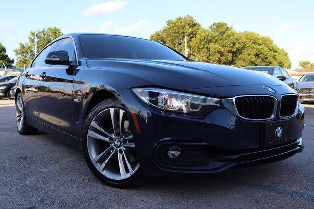 2018 BMW 4 Series for sale at OCEAN AUTO SALES in Miami FL