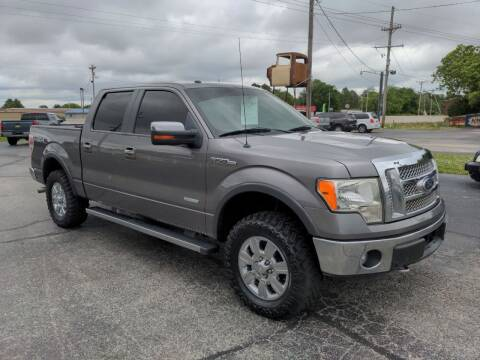 2011 Ford F-150 for sale at Towell & Sons Auto Sales in Manila AR
