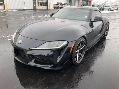2021 Toyota GR Supra for sale at White's Honda Toyota of Lima in Lima OH