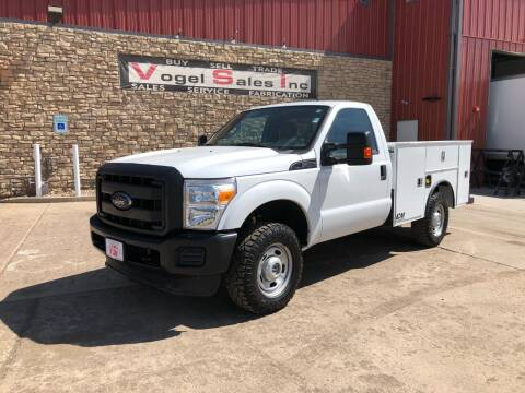 2012 Ford F-250 Super Duty for sale at Vogel Sales Inc in Commerce City CO