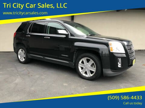 2010 GMC Terrain for sale at Tri City Car Sales, LLC in Kennewick WA